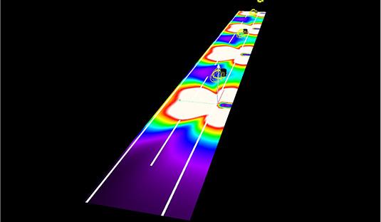 Berechnung von Standardstraßen und deren Querschnitte