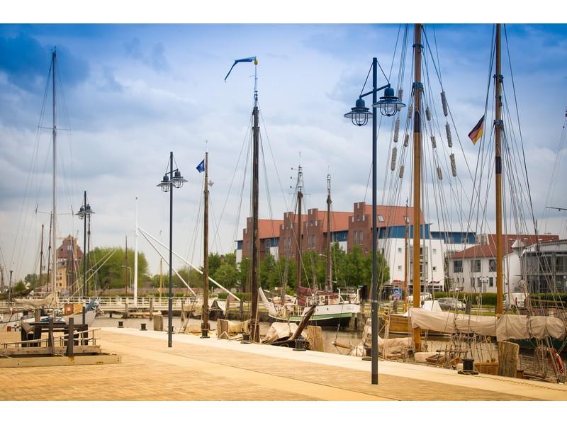 Amsterdam 630 CS PRO, HGW Museumshafen website