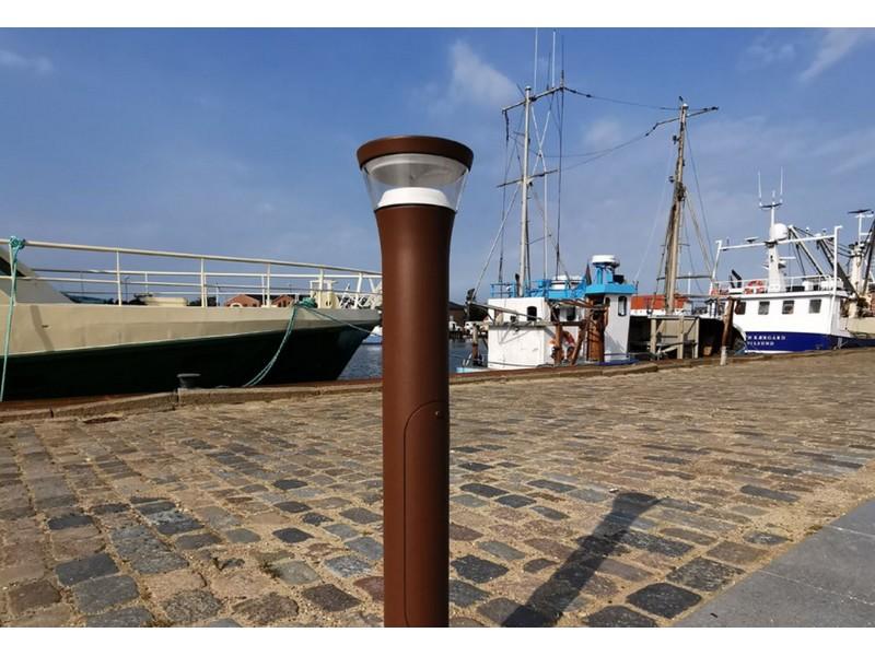 Sky Poller Hafen website