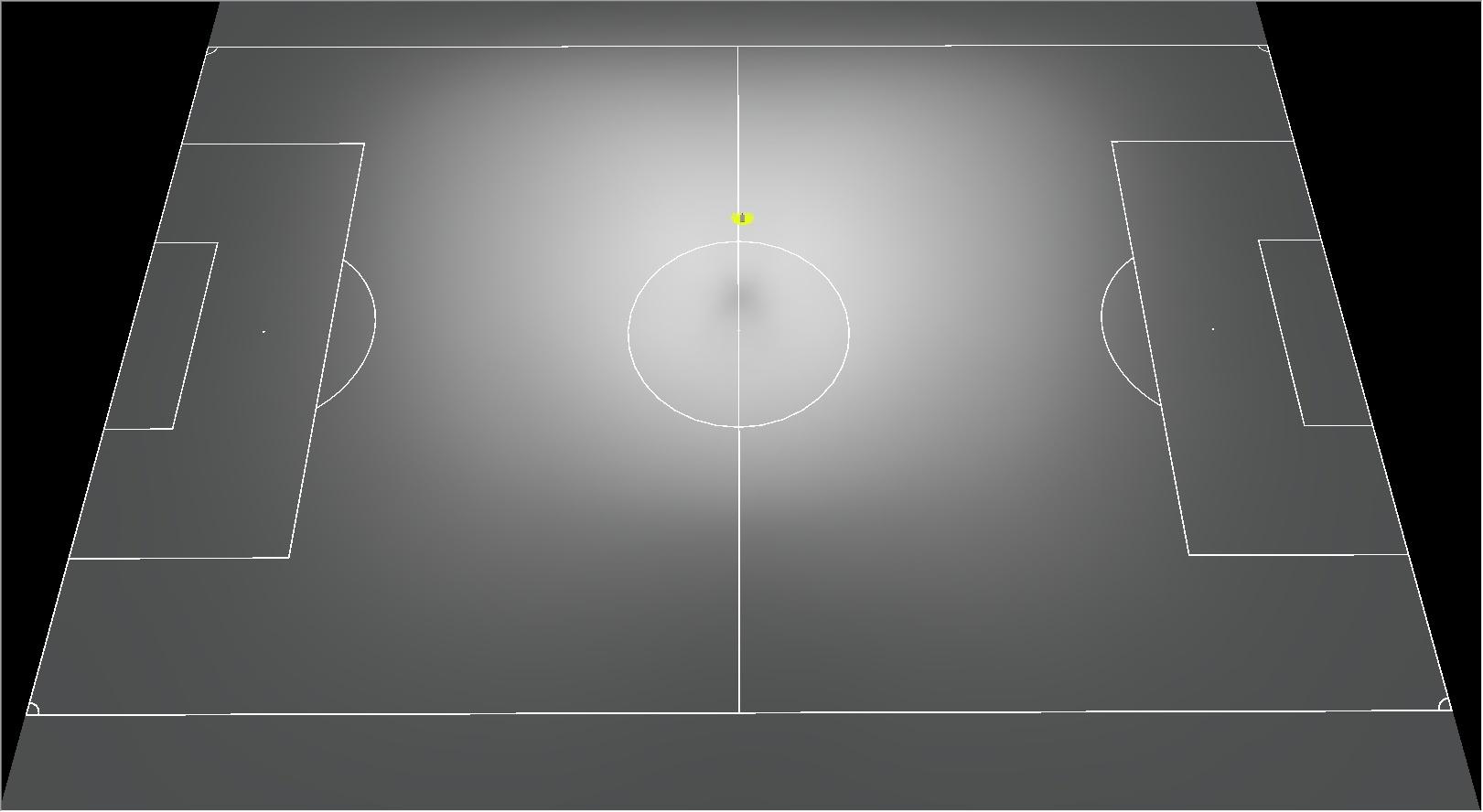 Arena 270 LED sw AF